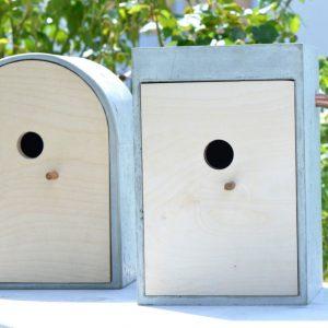 BAB Vogelhäuser Vogelhaus aus Beton